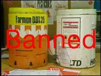 Banned-pesticides